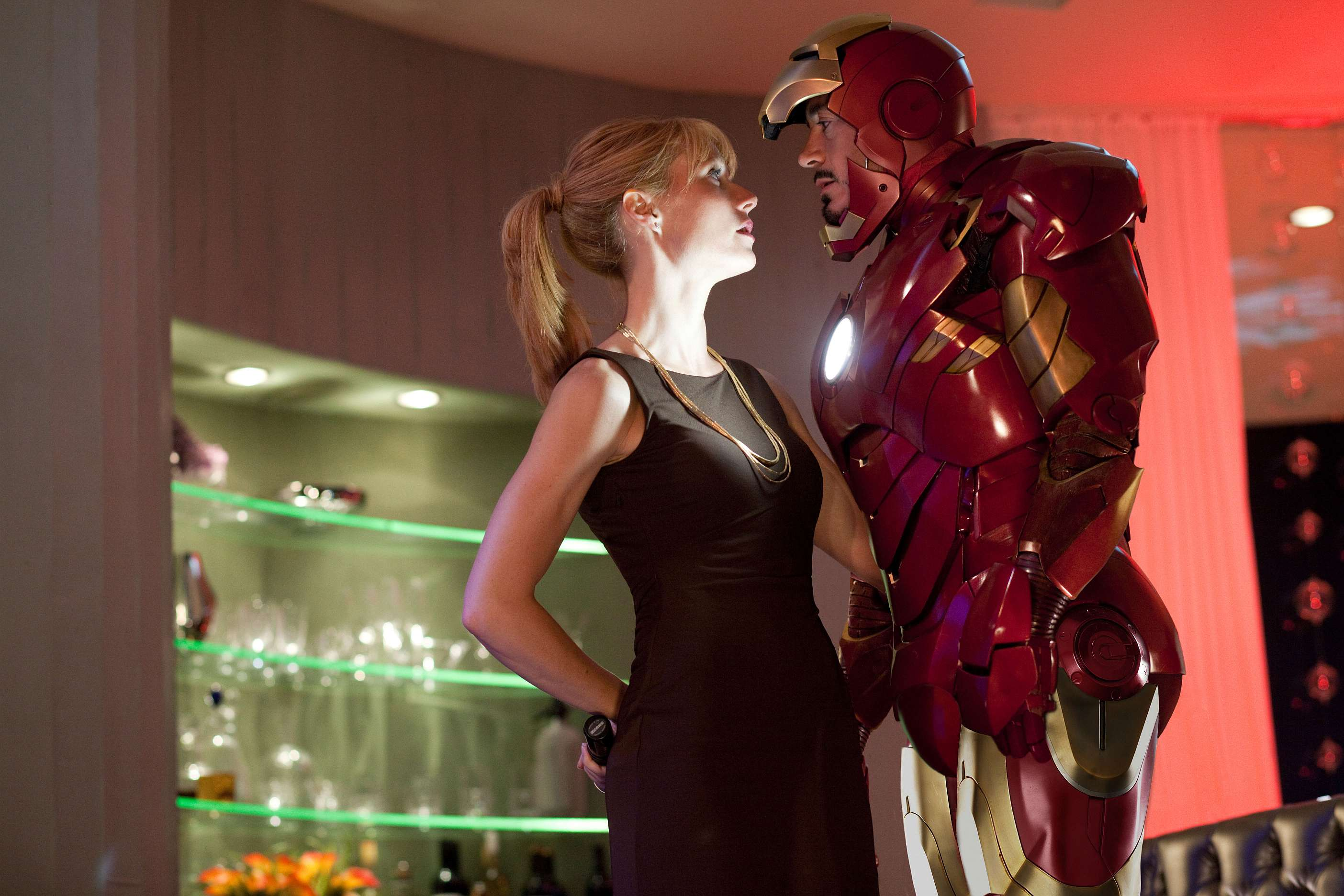 Iron Man 2 movies in Italy